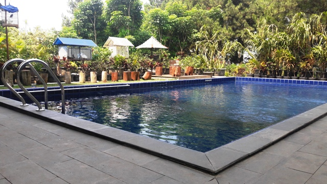 Villa Anjali Kampung daun 6 Kamar private Swimpool