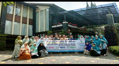 Villa Lembang untuk work shop dan metting