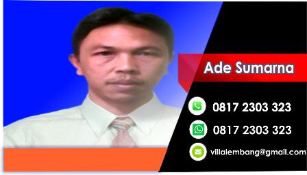 Admin Villa Lembang - Villa Terbaru di Istana Bunga Buat Rombongan