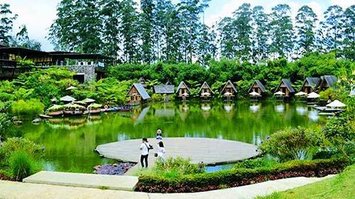 Sewa Villa di Lembang dan Wisata Tedekat
