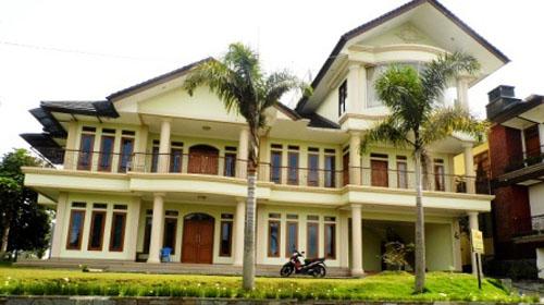 Harga Sewa Villa murah di Lembang