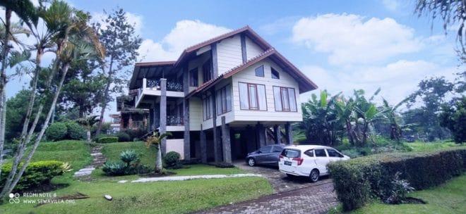 Harga Sewa Villa Istana Bunga Lembang