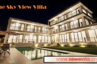 Villa Fasilitas Kolam Renang untuk Family Gathering