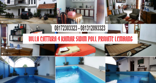 Villa Cattura Lembang 310x165 - UPDATE TERBARU VILLA CATTURA LEMBANG SWIMPOOL PRIVATE