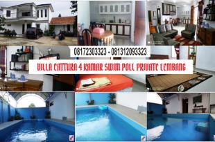 Villa Cattura Lembang 310x205 - UPDATE TERBARU VILLA CATTURA LEMBANG SWIMPOOL PRIVATE