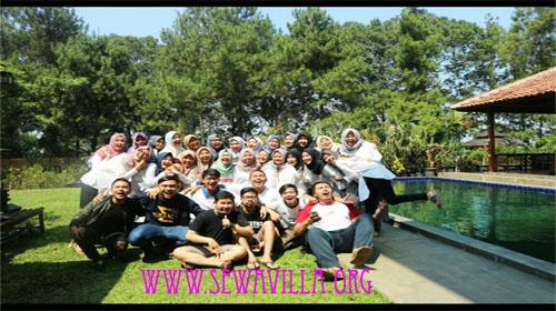 Villa Kampung Daun untuk Family Gathering