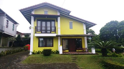 Villa Lembang di bawah 2 jutaan