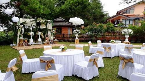 Villa Lembang untuk Wedding