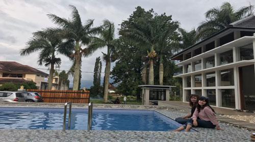 Villa di Lembang dan Bandung yang banyak di Minati