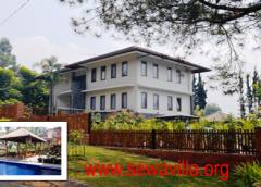 Tujuan wisata dan tempat menginap di Lembang